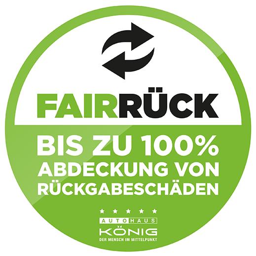 FairRück! bis zu 100% Abdäckung von Rückgabeschäden